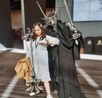 #avcon2019 Some of the photos from Avcon 2019!--#clozetteid #bloggersunitedau #beautybloggerindonesia #cosplay #videogamesfestival