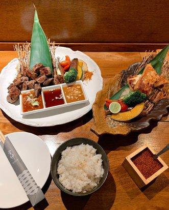 Always came back for this! @rayjinbali quality never fails 😍 .......#style #food #yummy #exploretocreate #foodie #stevieculinaryjournal #bali #shotoniphone #clozetteid #japanese