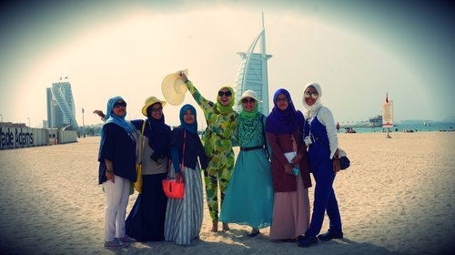 Sunsilk Holiday Dubai