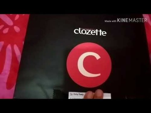 Terimakasih Clozette ID dan Lakme - YouTube  #clozette #lakme #makeup #clozetteid