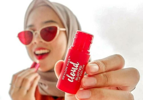 Red❤ #RevlonXclozette #revlon #clozette