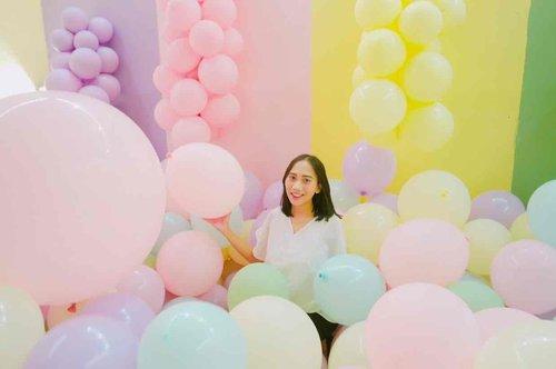 Baloon 🎉 #haluworld