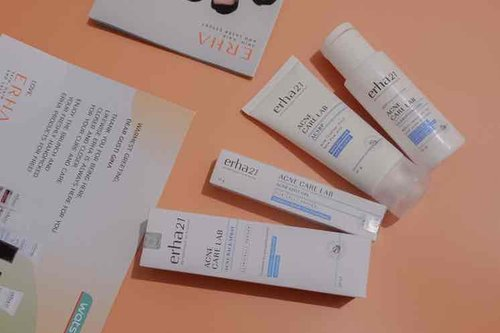 Acne care set series. Full review on my blog sis