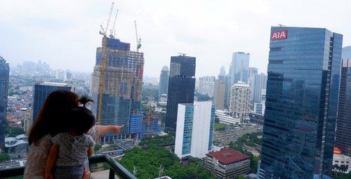 Somewhere in Jakarta .....