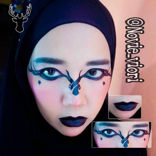 Lagi suka suka nya makeup art,yahh walaupun belom pandai2 bgt...yg penting usaha donkk