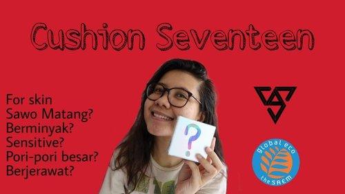 Seventeen Cushion The Saem Eco Soul - YouTube