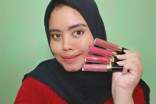 Cari lipcream yang halal, aman sudah terdaftar di BPOM ini ni ada lipcream dari @orsinibeauty.Lipcreamnya pigmented banget, dan mengandung vit E dan jojoba oil yang melembabkan bibir, enteng banget dan tahan lama. Warnanya cantik cantik banget ada 4 shade:1. Incredible Pink2. Let's Mauve3. Kiss Me4. Berry RedFavorite aku yang Kiss Me..Kalian bisa dapetin produk @orsinibeauty di berbagai e commers atau bisa order langsung via WA di 0811-2964-713..#bloggirlsidxorsinibeauty#Orsinibeauty#showyourbeauty #bloggirlsid #Bloggirlsidreview #orsinilipcream #clozetteid
