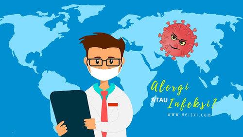 Benarkah Pilek Akibat Infeksi dan Pilek Karena Alergi Gejalanya Berbeda?
