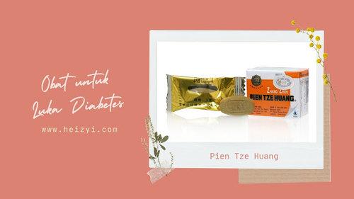 Manfaat Pien Tze Huang untuk Penderita Kencing Manis