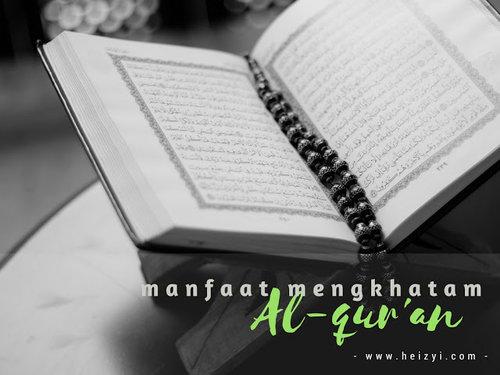 Manfaat Mengkhatam Alquran di Bulan Ramadan Bagi Umat Islam