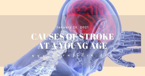 6 Penyebab Stroke Usia Muda yang Perlu Diketahui