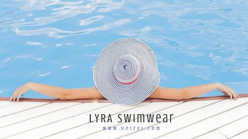 Embrace the New Normal in LYRA's Modest Burkini Swimwear