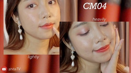 Cream Matt Rouge —— Full video ada di youtube channel aku ya. Klik linknya di bio aku💖 —— Brand : @blackrouge_id @blackrouge_kr —— Hasil : Matte tapi bukan yang dead matte so ga bikin bibir kering —— Shades : 7 warna ♥ CM01 #Capella Around Dawn / #새벽녘카펠라 ♥ CM02 #Summer Night's Deneb / #여름밤데네브 ♥ CM03 #Bright Cassiopeia / #눈부신카시오페이아 ♥ CM04 #Pure Orion / #순수한오리온 ♥ CM05 #Lonely Delta / #고독한델타 ♥ CM06 #Cheerful Spica / #화려한스피카 ♥ CM07 #Starry Polaris / #별헤는북극성 My favorite shades CM04 dan CM05 —— Price : sekitar 120,000an di @nearndear.id —— #makeup #blackrouge #creammattrouge #reviewblackrouge #nearndear #nearndearid #cosmetics #koreanbrand #koreanmakeup #beauty #beautybloggers #beautybloggerindonesia #indonesiabeautyblogger #ragamkecantikan #cchannelid #clozetteid