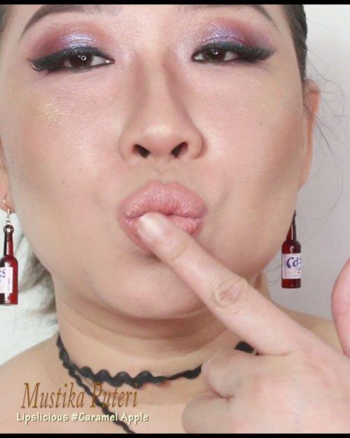 Good morning!.Pas kpn itu, gw review #lipcream dari @mustikaputeriid yaitu 4 shade #lipslicious di blog gw www.irenewidya.com. (Cuzz yg blm baca 😄).Ini dia #lipswatches nya 💋😘..#lipjunkie #MustikaPuteri #lipstickaddict #indobeautygram #swatchlipstick #kbbvmember #bvloggerid #fdbeauty #clozetteid #lipcreammurah #lipcreamlokal