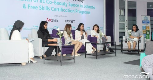 [EVENT] MECAPAN LAUNCH PRESS CONFERENCE AT INOVEST CO-BEAUTY SPACE