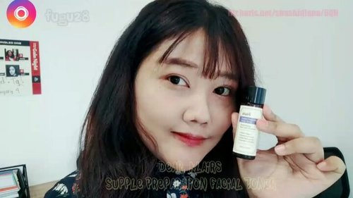 Dear Klairs, Supple Preparating Facial Toner Video Review.yo guys, this is my morning preparation  routine ..like the name, dear klairs supple preparating toner is a must when it comes to apply skincare before make up, my skin feels so smooth and supple.nothing come close to how supple this toner is .find out and try this Supple Preparation Facial Toner at :https://hicharis.net/shashidiana/6QH . Bahasa indonesianya kulit gw kenyal banget habis pake klairs toner ini , sumpah ga boong deh,  Wkwkwk ︎☺︎✌︎︎ #dear.Klairs #SupplePreparatingFacialToner #charisceleb @charis_celeb@hicharis_officialtags : #いいね #フォロー返す #相互フォロー #相互フォロー100 #ネットアイドル #ビューティー #スキンケア #いいねおねがいします #cloZetteid #フォロワー募集 #likeforlike #likeback  #美人 #いいねおねがいします #いいねした人で気になった人フォロー #いいねお願いします🙏 #いいねお願いします #いいね歓迎 #lfl #lfl💛
