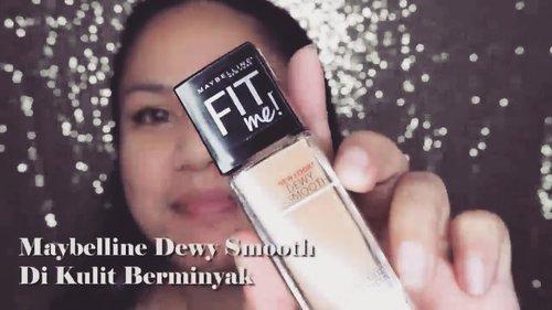 Ada perempuan... Mukanya kilang minyak... tapi ngotot mau makeup Dewy biar glass skin kayak nak jaman now... Dan memang, nggak semua yang kita inginkan bisa terwujud.. Tonton videonya yaaaa... Jangan lupa di like dan di subs..... . . #makeup #makeupjunkie #makeuplover #eyeshadow #beautybloggerindonesia #beautyvloggerindonesia #vlogger #vloggerindonesia #fengaddiction #clozetteid