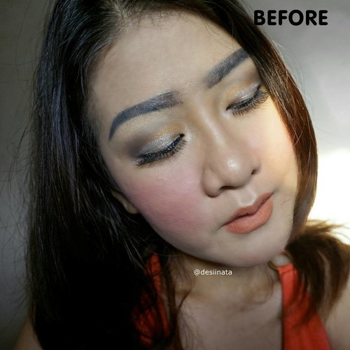 #clozetteid #makeupjunkie #makeupartist #makeupforever #makeupgeek #makeupaddict #makeupgirl #makeupmafia #eyebrowsonfleek #eyebrows #makeupoftheday #eyebrows #niveaxwatsons #cleansedbynivea