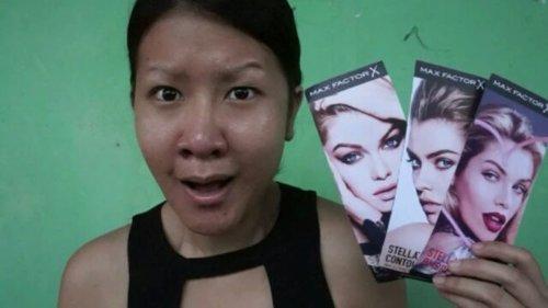 Terinspirasi dari Stella's bersama Max Factor Indonesia , aku @desiinata berkolaborasi menampilkan make look Stella dengan 3 konsep look dipadukan menjadi satu yaitu Stella's Eye Contour Look, Matte Contour Look, Ombre lip dipadukan dalam One Brand official dari @maxfactorindonesia .. Mauuu tauu aja...-------------------------------------------------------------------------_____________________________________________**Facefinity All day flawless 3in1 Foundation multifungtion primer, concealer, foundation shade Natural 50 ** Facefinity All day flawless 3in1 Foundation multifungtion primer, concealer, foundation shade  Soft Honey 77 ** MasterPiece colour presion eyeshadow shade coffee** Lipfinity Lipstik shade Garnet 53** Lipfinity lip colour 24hrs  shade 335 just in love ** Lipfinity lip colour 24hrs  shade 006 Always delicate **False Lash Effect shade black** Excess Shimmer shade 10 PearlSo guyyy,,, aku akan berikan 3 paket produk dari @maxfactorindonesia untuk 3 org pemenang dan secara acak, kalian cuma perlu Like, dan View sebanyaknya bila sudah memenuhi kewajiban ketik apapun yg mensupport aku @desiinata di koment link posting video ini dalam @maxfactorindonesia cari namaku @desiinata . Semua  support kalian aku berikan dalam bentuk Giftbox untuk 3 orang beruntung **Bila aku terpilih sebagai pemenang, aku berikan 3 giftbox dari @maxfactorindonesia untuk 3org, Jgn lupa ketik koment dukungan kalian dlm video di link ini [ Link by Bio ] www.instagram.com/desiinatauntuk mempermudah dalam pemilihan pemenang . Soooo.. tunggu apalagiii.. Yukk share dukungan kalian untuk aku gaessss.. #mfidtopproperty #clozetteid #likeforlike #makeupforever #makeuplover #makeupartist #eyes #instablog #beauty #instabeauty  #likesforlikes #makeupaddict #makeupjunkie #like4like #cosmetics #fashion #makeup #beautybloggers #makeupblogger #motd  #dupe #eyemakeup #eyesmakeup #eyeshadow #makeuplove #makeuptutorial