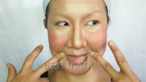 First Lipsing Makeup Trends 😁 bdw inspiration kak @abielatan and si gemes @hanummegaa  #lipsingwithhanum ---------------------------------------------------------- Give Me score for this guyz 😁 . . . . . #lipsinging #selca #makeuptutorial  #like4likes #follow4follow #love #fff #lfl #l4l  #motd #makeuptutorial #kbeauty #코덕 #코덕스타그램 #코덕맞팔 #인스타뷰티 #뷰티스타그램 #뷰티유투버  #Clozetteid