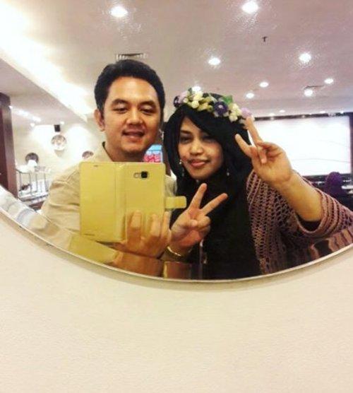 LATEPOST: Tue, Nov 15th, 2016 ---- #celebration of all things , feel #grateful as always ! at #Hanamasa MargoCity #Depok 😉😇💕#Japanesefood #Indonesianfashion #style #ethnicfashion #friendship #clozetteID #hootd #ootd  #instamoment