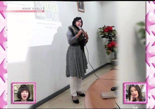 LATEPOST: Wed, March 1st, 2017----- As you seen on TV 🐻🌏🎬🎥📺 #NHK #KawaiiInternational @kawaiiiofficial #NHKWorld #Japan #TVChannel. Yeayy!!... We are #reporter and #coreporter for this show! 😄😄 Tanoshikatta! ----------- Special thanks to @cafe_shirokuma 📺🎥🎬🌏🐻 and our #cameraperson : @cintiiiyyy from #BroadcastingPoliMedia --------- Episode #57 ini disiarkan dari #Jepang secara #internasional pada hari Sabtu (25/2) dan Minggu (26/2) tapi... buat yg ga sempat nonton di TV, masih bisa nonton via streaming dari websitenya selama 4 minggu ke depan. Check it out! Ada 18 Bahasa pilihan termasuk Bahasa Indonesia lho! 😉 https://www3.nhk.or.jp/nhkworld/en/vod/kawaii-i/20170225/ - - -  #clozetteID #fashion #style #Tokyostyle #modestfashion #stylecovered #coveredstyle #modestwear #headscarf #hijabstyle #countrystyle