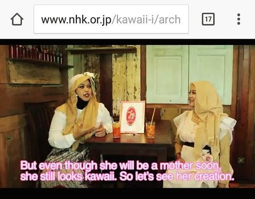 "August 21st, 2016 ------ #SpecialClip NHK KAWAII INTERNATIONAL #KawaiiNewsReporter episode #48 #NHKWorld @kawaiiiofficial channel May 28th-29th, 2016 😉💕Special clip ini memuat scene yang tidak bisa ditayangkan di TV karena durasi namun diunggah oleh NHK World ke websitenya. Ini sesi wawancara dengan @mineko_shirota as kawaii gyaru mama 📹🎬🎥 ""Me & My #Fashion Fusion"" #JFashionJumpers #fashioncommunity 3rd #Anniversary #celebration #gathering for #KawaiiInternational ---potong tumpeng scene 🎥🎬📹 @clozetteid #ClozetteID #OOTD #HOOTD  #modestfashion #coveredstyle #headscarf #scarf #Dollykei #vintagefashion #batikindonesia #sagookitchen @Margocity #instafashion #fashion #style #modesty #stylish #fashiongrammer #hijabstyle #hijabindonesia"