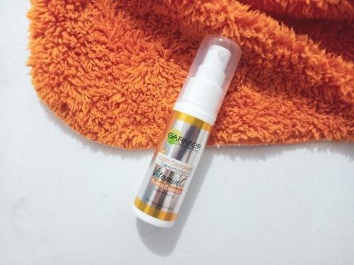 Garnier Light Complete Vitamin C Super Essence Review