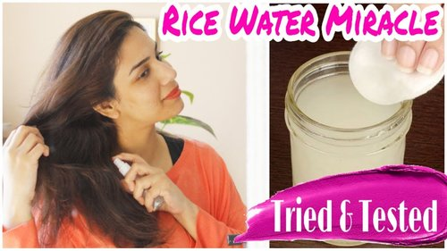 Rice Water Hair & Face Masks that really works 2019 | Diy Rice water Benefits & hacks - YouTube