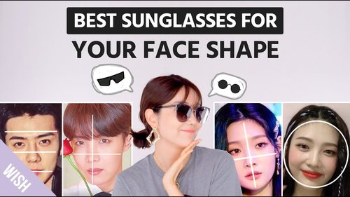 Choose The Best Sunglasses | How to know face shape | What's trending - YouTube