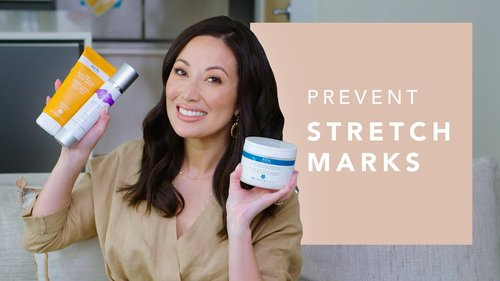 How I Prevent Stretch Marks with Body Skincare Products | Susan Yara - YouTube