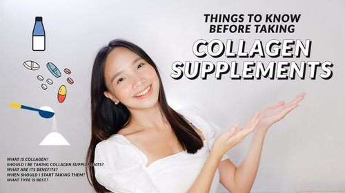 THINGS YOU NEED TO KNOW BEFORE TAKING COLLAGEN SUPPLEMENTS I BENEFITS OF COLLAGEN - YouTube