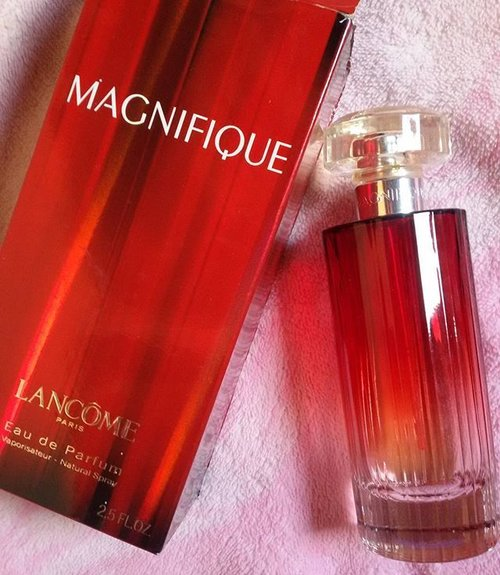 😍 #lancome #ParfumeOfTheDay #fragrance #parfume #favourite #girlsthings #clozette #clozetteid #igers