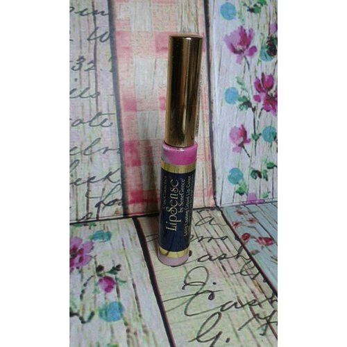 Thank you @glamcollection8 for this Army Pink LipSense by SeneGence.  #ClozetteID #Lipsense #armypink #senegence #endorsevania #lipcolor