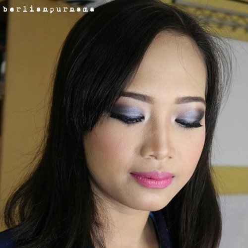 just makeup no edit no filter #classicsmokeyeye #eotd #motd #makeupartistsworldwide #makeupartistsemarang #makeupartistindonesia #muaindonesia #muasemarang #muajawatengah #makeupartistjawatengah #clozetteid #muaworldwide