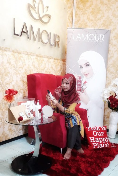 LAMOUR SKINCARE: BRING YOUR BEAUTY OUT