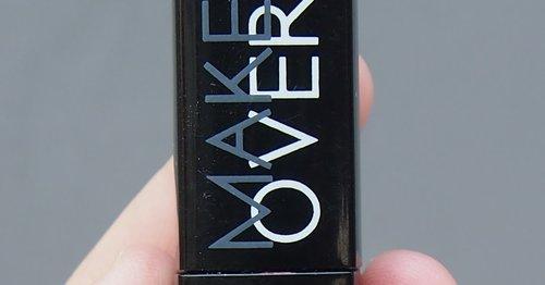 [Review]-Makeover Intense Matte Lip Cream