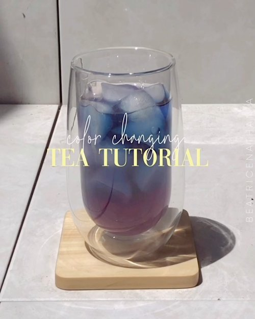 [SAVE] COLOR CHANGING TEA TUTORIAL🥀⁣⁣⁣follow me on @tiktokofficialindonesia for more aesthetic drink contents (ID: hi.lafs)⁣⁣⁣⁣⁣⁣⁣⁣⁣⁣#aestheticdrink #aestheticvideos #giveaway #aesthetic #videos #makeup #tiktok #tiktokindonesia #indobeautygram #clozetteid #tasyashoutoutfarasya #sbyglamsquad #janineintansari #cindercella #beauty #skincare⁣
