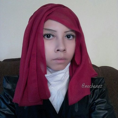 Erza Scarlet [Fairy Tail]🌌#erzascarlet #erza #fairytail #anime #animefreak #animeaddict #animelover #cosplay #cosplayerindonesia #cosplayer #hijabcosplaygallery #hijabcosplay #cosplaymakeup #makeupcharacter #makeup #hijabcosplayerindonesia #otaku #otakuindonesia #animeshop #indocosugram #makeupanime #animefashion #hijabcosplayer #clozetteid #cosplayerhijab #animemakeup #mangamakeup #cosplayhijab