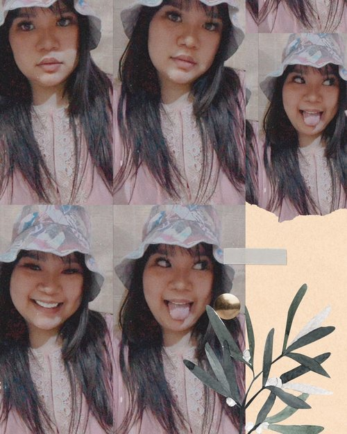 #selfie pake Bucket hat favorite dari @mapleyourday 🍁 ✨#clozetteid