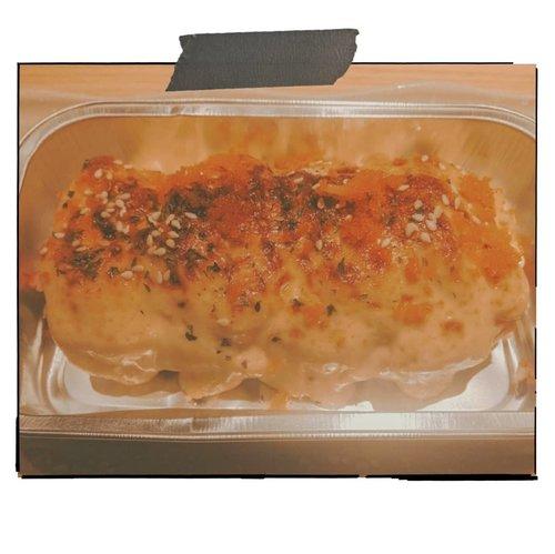 Dynamite roll by Sushi Tei. Rasanya mirip kaya makanan mentai yang lagi hits. Tapi ini BOMB bgt sih enaknya 😍😭 #Clozetteid #latepost #TasyaForZomato #foodie #foodstagram #foodgawker  #kulinerjakarta #foodporn #foodstagram  #foodgasm #mouthgasm #foodphotography #food52 #foodtruck #foodpic #jktgo #manualjkt #jakartafoodbang #jktfoodbang  #jktfood  #tasyaeats