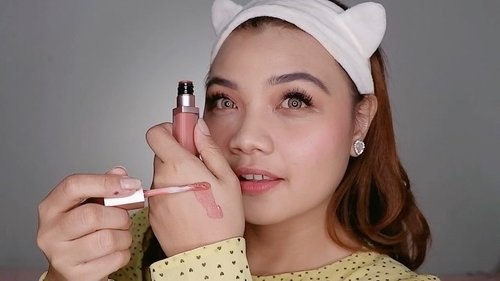 Challange accapted !! @instaperfectbywardah @dessydiniyanti #ip3minsmakeup . Akhirnya diriku membuat video one brand tutorial pakai @instaperfectbywardah guys!  Dan makeup ini super kilat karena cuma 3 menit . ! Disini aku pakai beberapa product ✨ wardah instaperfect porefection skin primer ✨ wardah instaperfect mineralight matte bb cushion ✨wardah instaperfect city blush ✨wardah instaperfect matte fit powder Foundation ✨wardah instaperfect geniustwist matic counter brow ✨ wardah instaperfect mattesatter lip matte paint shade Dazzel (for lips and eyeshadow) . . Yukk ikutan juga 3 minutes challange @instaperfectbywardah @budiartiannisa @fazkyazalicka @ghinaaulia  #makeuptutorial #makeupchallenge #wardah #wardahinstaperfect #clozetteid #beautybloggers #makeup
