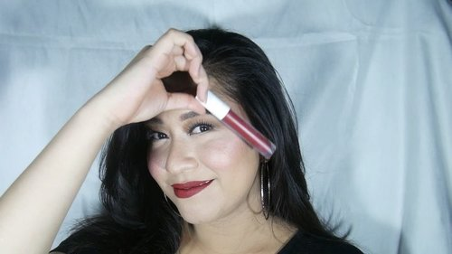 Press ▶️ Top 3 Liquid-Matte-Lipstick from Indonesian Local Brand ... 3 warna yang beda & 3 tekstur yang beda ❤️ Nude Cool Undertone, LIZZY - SUEDED @rollover.reaction ❤️ MY MLBB / Natural Pinkish, 15 Pinky Plumise - Exclusive Matte Lip Cream @wardahbeauty ❤️ Deep Dark Bloody Red, Bloody Mary - Lip Coat @blpbeauty • #rolloverreaction #wardah #wardahexclusivemattelipcream #BeAdored #BLPBeauty #LipMatte #Lipcream #Lipstick  #ClozetteID #mattelipstick #MakeupLover #makeuplovers #makeupartist #makeupjunkie #makeupblogger #beautylover #beautyblog #mua #beautygram #beautybloggerpage #indobeautygram #indobeautyblogger #beautybloggerindonesia #BeautyBloggerIndo #lumixindonesia #100daysofmakeup #tampilcantik  #makeuptutorial