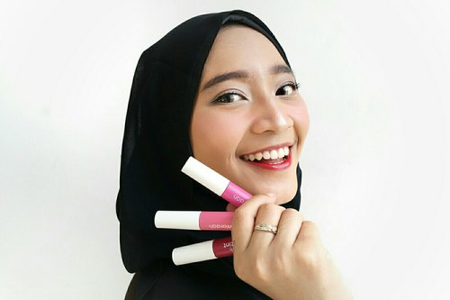 I am trying wardah liptint and check all shades. Review on my YouTube Channel