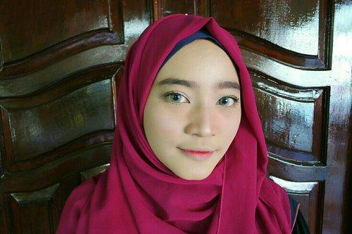 My Eid Day Makeup Look