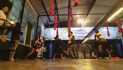 #throwback Completion Party #Guava18 Challenge at @powerswingjkt@guavapassjakarta #guavapassjakarta.#cyndaolahraga #clozetteid
