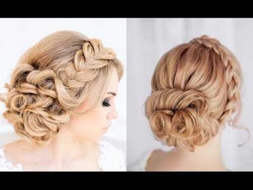 How To Do Wedding Hairstyle For Girls | Wedding Hairstyles For Girls | Awesome Hairstyles 2016 - YouTube
