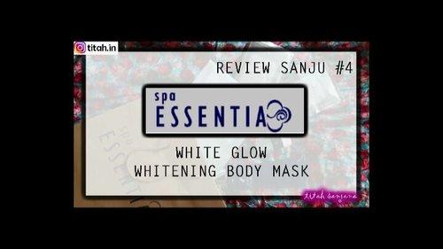 "Review White Glow Whitening Body Mask produk dari @spaessentiajakarta yang digunakan untuk treatment di @gayaspajakarta. Tonton video lengkapnya di youtube channel aku ""titah sanjana"" . . 🎼🎼🎼 Main tera boyfriend from Movie ""Raabta"" @raabtaofficial @tseries.official @kritisanon @sushantsinghrajput . . #clozzeteidreview #clozetter #clozetteid #spaessentiajakarta #spatreatment #gayaspajakarta #tulungagungbeautyblogger #titahsanjana #beautybloggerindonesia #beautyvlogger #malangvidgram #youtubertulungagung #youtubermalang #contentcreator #indonesiabeautyvlogger #beautyvloggerindonesia #bodymask #whiteglow"