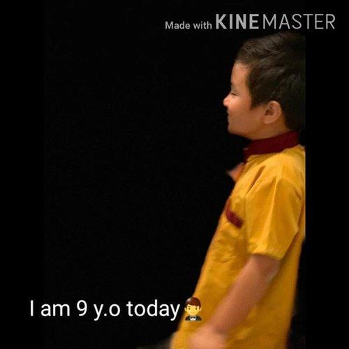 Best wishes for you sonshine!🌞.....#kinemaster #birthdaygreetings #birthday #birthdayvideo #clozetteid #videogram #contentcreator #sonshine #aplikasieditvideo #balonultah #dekorultah #harvestcake