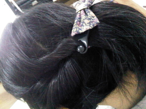 donf afraid, style simple new your hair.